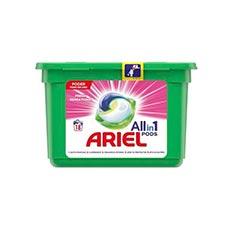 Ariel Sensaciones Cápsulas Detergente 18 uds