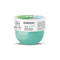 Babaria Body Cream VitB3 Tarro 400 ml