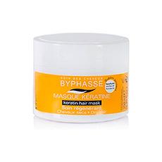 Byphasse Keratina Mascarilla Capilar 250 ml