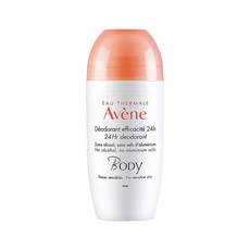 Avène Body Desodorante Roll-On Eficacia 24H 50 Ml