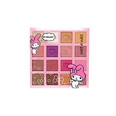 Wet n Wil My Melody & Kuromi My Melody Shadow Palette