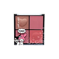 Wet n Wild My Melody & Kuromi Blush Palette