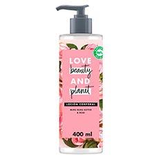 Love Beauty and Planet Manteca de Murumuru y Rosa Body Lotion Delicious Glow 400 ml