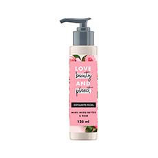 Love Beauty and Planet Manteca de Murumuru y Rosa Exfoliante Facial Petal Polish 125 ml