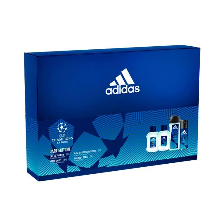 Adidas Dare Edition Estuche 4 Piezas