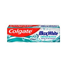 Colgate Max White Cristales Blancos Crema Dental 75 ml