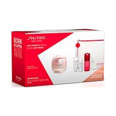 Shiseido Benefiance Smoothing Cream Pouch Set 6 Piezas