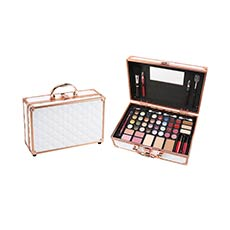 MYA Maletín de Maquillaje Travel Kit White