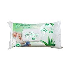 Freshness Toallita Corporal Adultos 40 uds