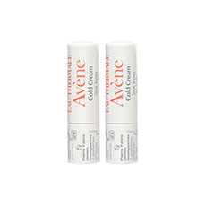 Avène Cold Cream Stick Labial 2 x 4 g