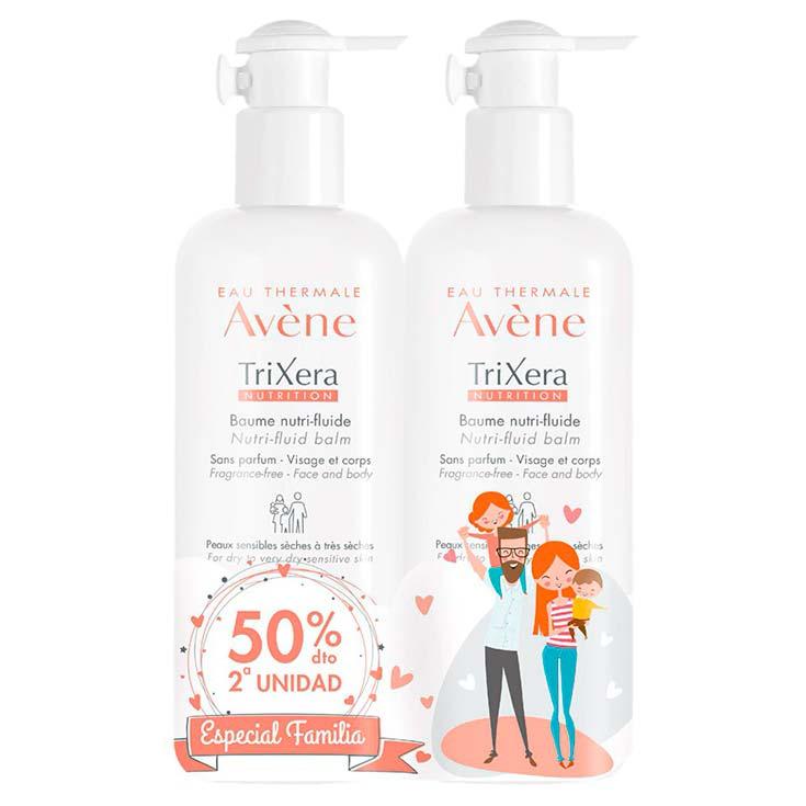 Avène Trixera+ Bálsamo Nutri-Fluido 2 X 400 ml