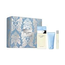 Dolce & Gabbana Light Blue Eau de Toilette Estuche 3 piezas