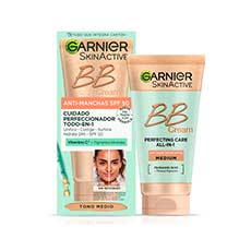 Garnier Bb Cream Anti Manchas SPF50 – 50 ml