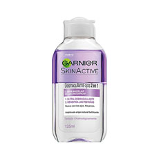Garnier Pure Active Skin Naturals Desmaquillante Ojos 125 ml