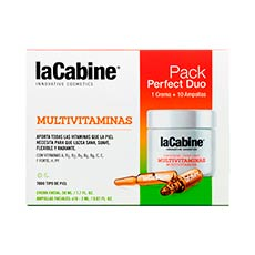 La Cabine Perfect Duo Multivitaminas