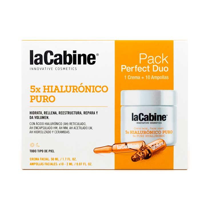 La Cabine Perfect Duo 5x Hialurónico Puro