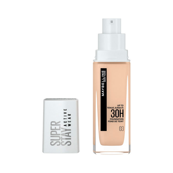 Maybelline SuperStay Foundation Active Wear 30H