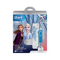 Oral-B Pack Cepillo Vitality Kids Frozen+ Funda de Viaje