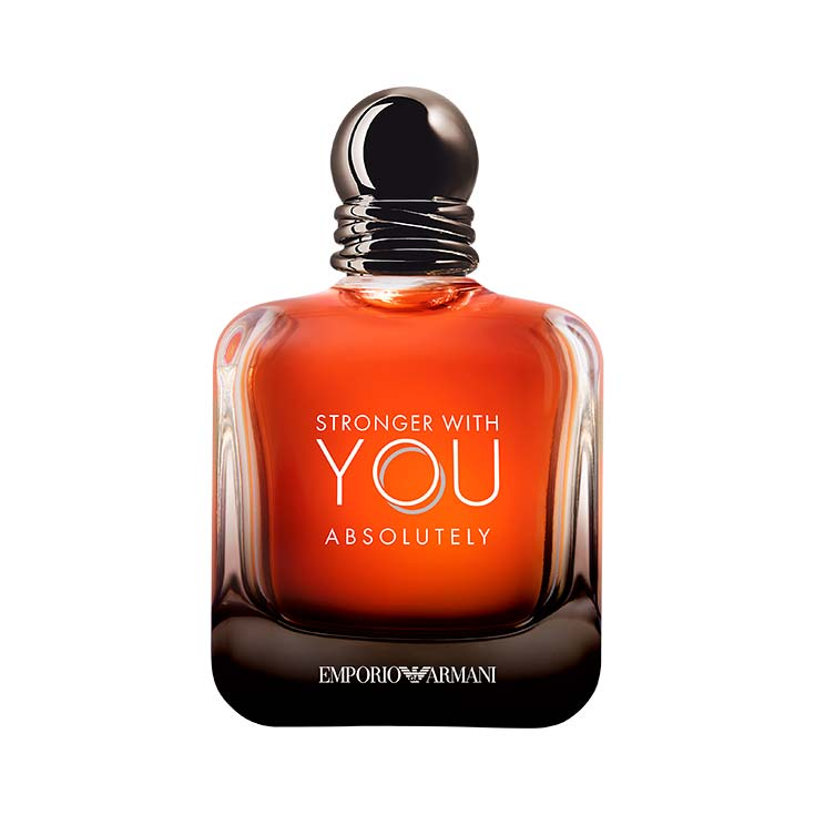 Armani Stronger With You Absolutely 100 ML