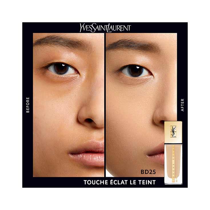 Yves Saint Laurent Touche Éclat Le Teint base de maquillaje