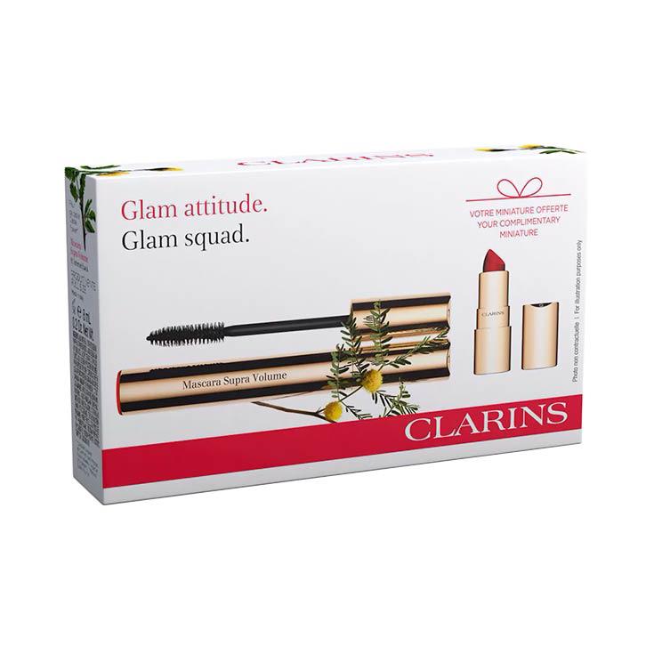 Clarins Supra Volume Cofre 2 Piezas