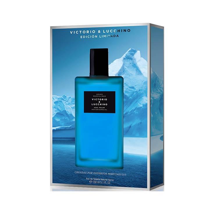 Victorio & Lucchino Azul Polar Edición Limitada