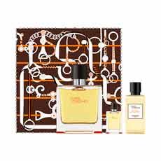 Hermès Terre Eau de Parfum Estuche 3 Piezas