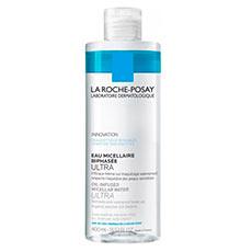La Roche Posay Agua Micelar Bifásica de Piel Ultra Sensible 400 ml