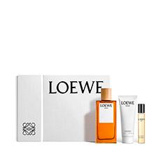Loewe Solo Eau De Toilette Estuche 3 piezas