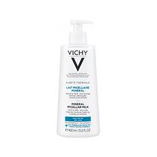 Vichy Pureté Thermale Leche Micelar Piel Seca 400 ml