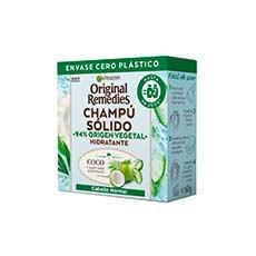 Garnier Original Remedies Champú Sólido Coco y Aloe Vera + jabonera