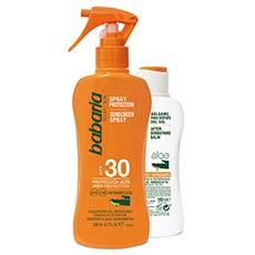 Babaria Spray Solar SPF30 + Aftersun