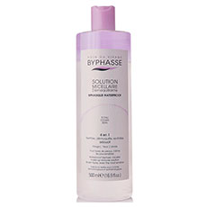 Byphase Solición Micelar Desmaquillante Waterproof 500 ml