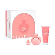 Nina Ricci Nina Rosé Eau de Toilette 50 ml Estuche 3 Piezas