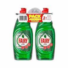 Fairy Ultra Duplo Lavavajillas 2 x 650 ml