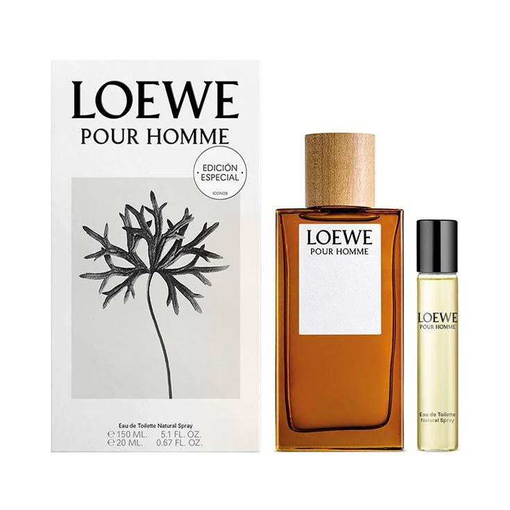 Loewe Pour Homme Fragancia para Hombre Set