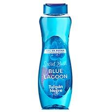 Tulipán Negro Secret Blue Lagoon Love Gel de Baño 600 ml