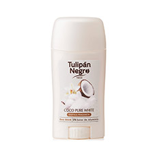 Tulipán Negro Deo Stick Coco Pure White Desodorante 50 ml