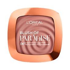 L'Oréal Paradise Blush Colorete Rose Cherie 02