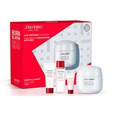 Shiseido Essential Energy Estuche 4 piezas