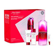 Shiseido Ultimune Value Set Estuche 4 piezas