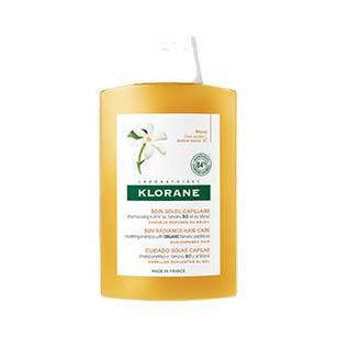Klorane Polysianes Champú Tamanu y Monoï 200 ml