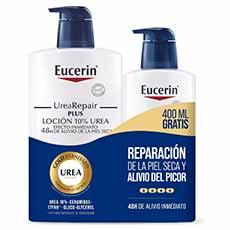 Eucerin Pack Locion UreaRepair 100 ml + 400 ml