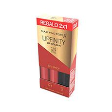 Max Factor Lipfinity Lip Colour 24h Lápiz labial 2x1