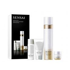 Sensai Absolute Silk Micro Mousse Tratamiento Limitado Set 4 piezas