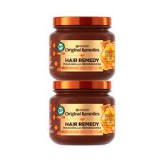 Garnier Original Remedies Mascarilla Tesoros De Miel Duplo 2 x 320 ml