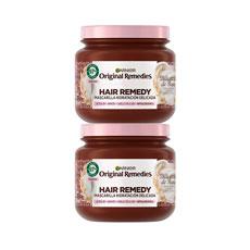 Garnier Original Remedies Mascarilla Avena 2 x 300 ml