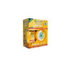 Fructis Hair Food Banana Nutritiva Cofre Champú 350 ml + Mascarilla 390 ml