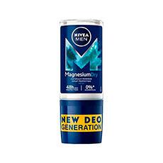 Nivea Men Magnesium Dry Fresh Roll-on Desodorante 50 ml