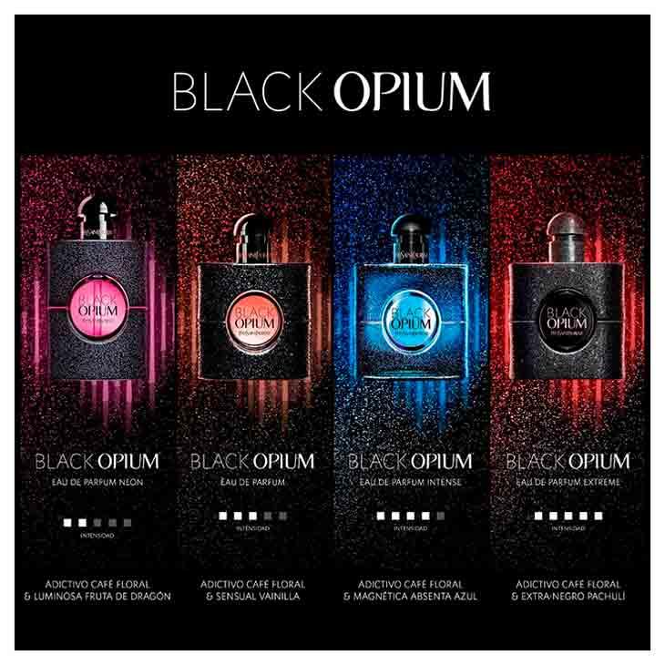 Yves Saint Laurent Black Opium Extreme Eau De Parfum